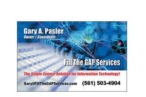 Fill The GAP Services
