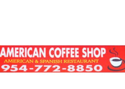 American Coffee Shop