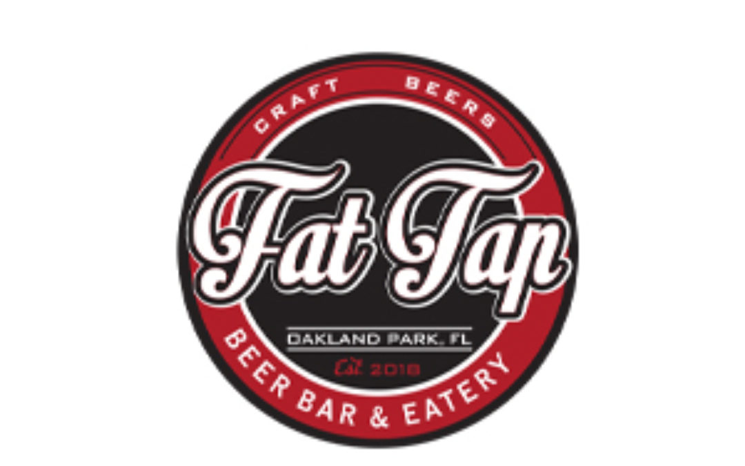 Fat Tap Beer Bar Eatery feature logo