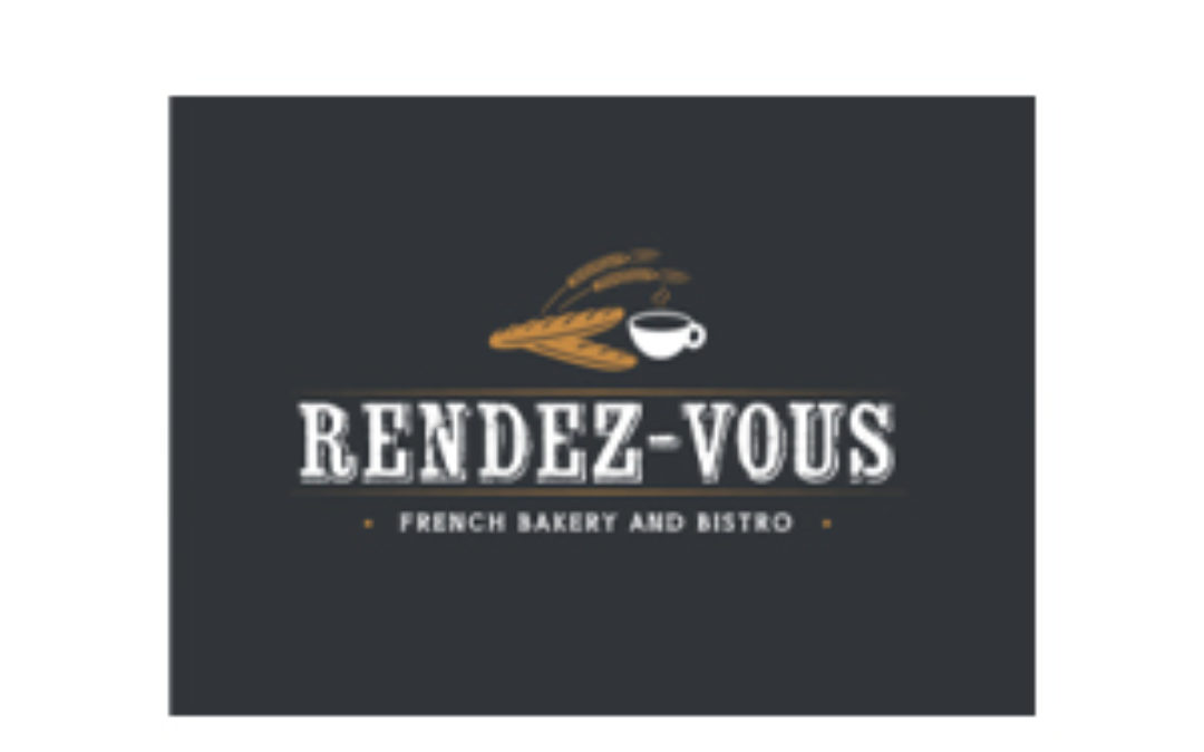 Rendez-Vous Bakery and Bistro Feature Logo