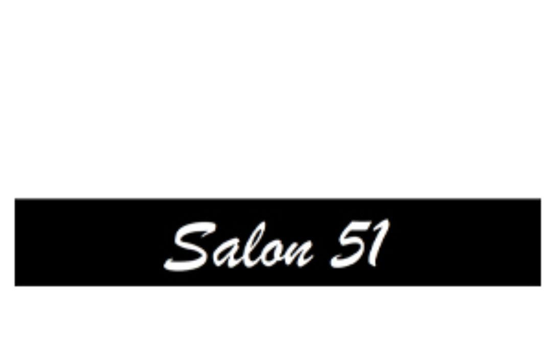 Salon 51 Feature Logo