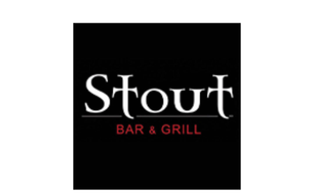 Stout Bar And Grill Feature Logo
