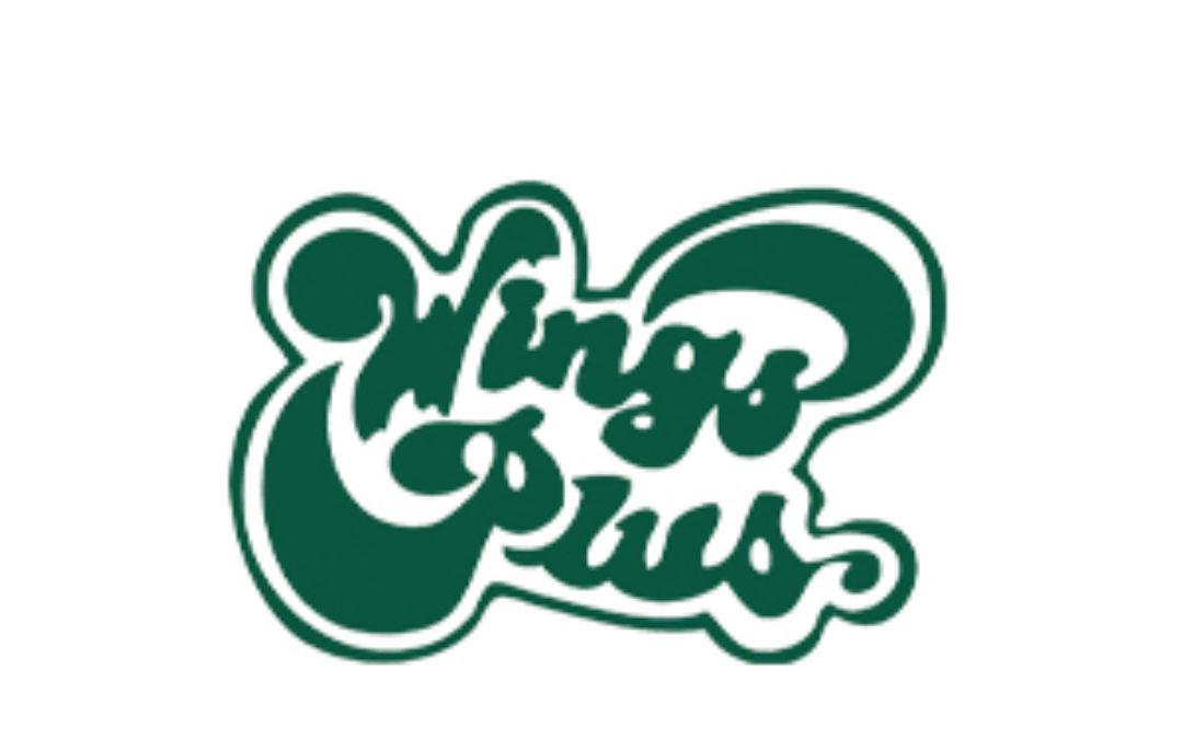 Wings Plus Feature Logo