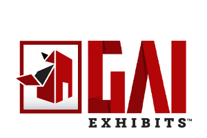 GAI Exhibits feature Logo
